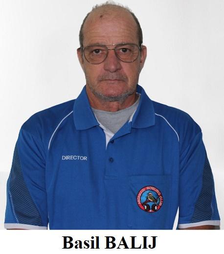 Basil Balij