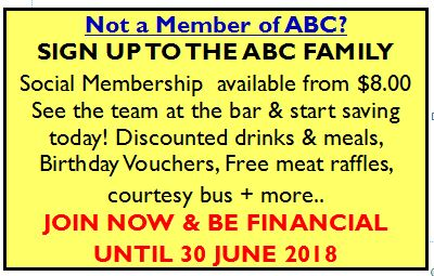 Not a Member of ABC
